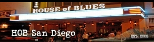 House of Blues - San Diego